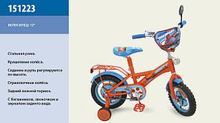 Детский велосипед Самолёты