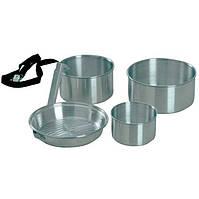 Набор посуды KingCamp CAMPER 3 KP3902 (Silver)