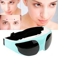 Масажні магнітно-акупунктурні окуляри для очей Healthy Eyes