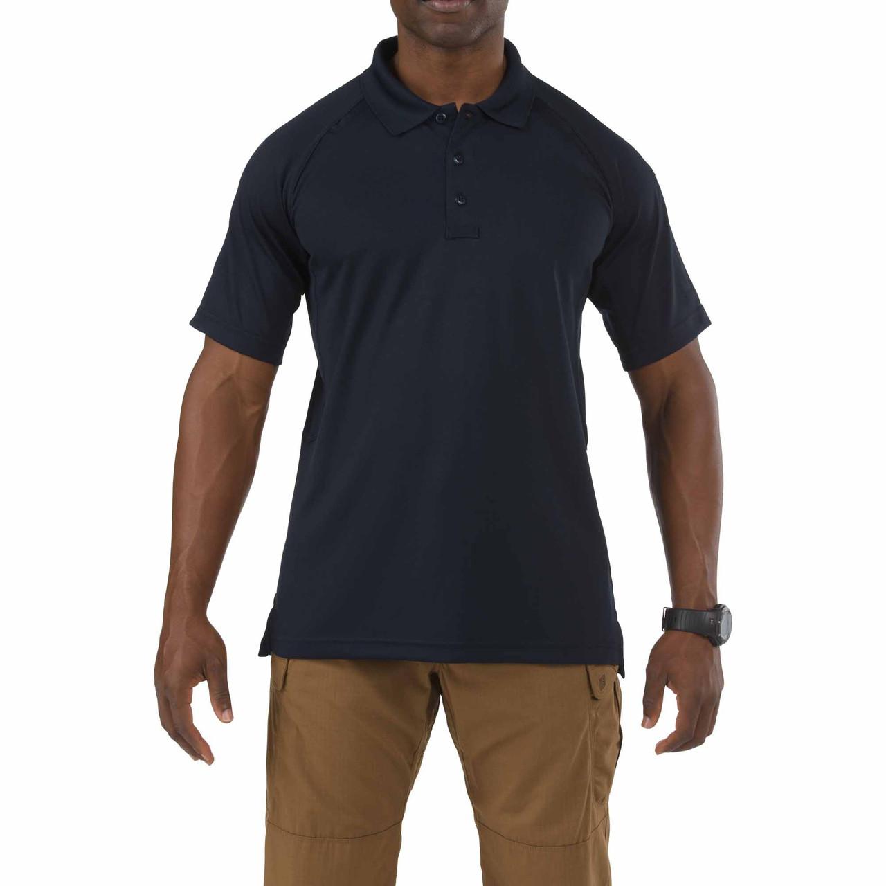"Футболка Поло тактична з коротким рукавом ""Performance Polo - Short Sleeve, Synthetic Knit"""