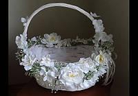 Свадебные корзины - корзины для лепестков и подарков.