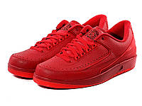 "Кроссовки Nike Air Jordan 2 Retro Low ""Gym Red"" 832819-606"