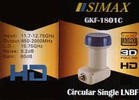 Конвертор CIRCULAR SIMAX 10700 Гц