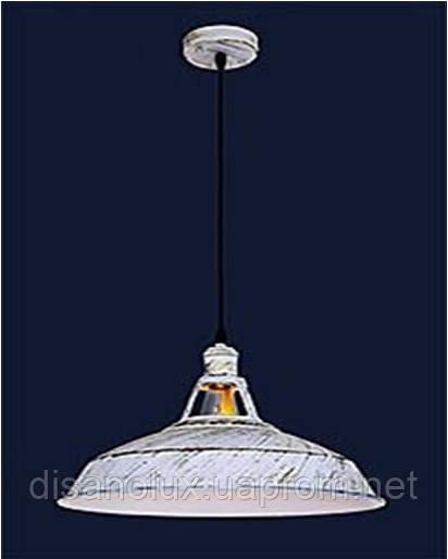 Cветильник подвесной  746WXA051-1 WH+GD