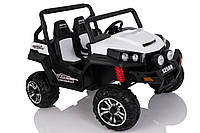 двухместный детский электромобиль JEEP 4x4 UTV