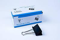 Биндер 51 mm №А-864,зажим для бумаг, 12 шт/блок, фото 1