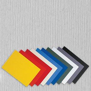 Обложки картонные ЛАЙНЕН А4 глянец, цвет - темно-синий, уп/100шт.