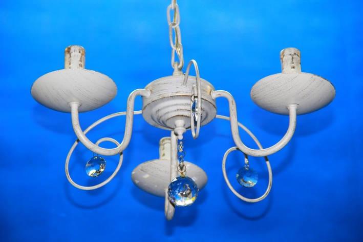 Люстра свеча L29551/3 (GWT), фото 2
