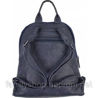 Джинсовый рюкзак по низким ценам  , фото 2