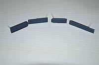 Комплект боковых заглушек для Sony Xperia Z C6602 | C6603 | C6606 | L36a | L36i | L36h (черный цвет)