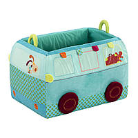 Lilliputiens - Ящик для игрушек собачка Джеф