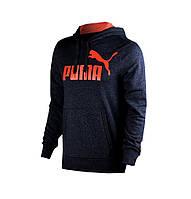 Кенгурушка Puma Logo Hooded Sweat (ОРИГИНАЛ)