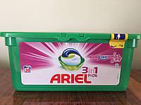 Стиральный гель в капсулах Ariel 3в1 PODS Lenor 28 шт.