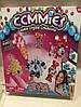 Детский развивающий конструктор Gemmies (набор для плетения из кристаллов Жемис)
