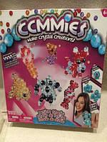 Детский развивающий конструктор Gemmies (набор для плетения из кристаллов Жемис), фото 1