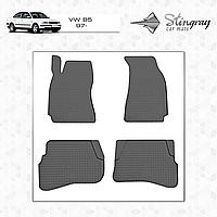 Коврики резиновые в салон Volkswagen B5 c 1997 (4шт) Stingray