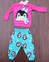 """Костюм детский """"Пингвинчик"""" (9 мес.-1,5 года)"""