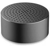 Колонка Xiaomi Portable Metal Bluetooth Speaker Black черная оригинал Гарантия!