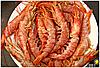 Креветки королевские (лангустины) с головой, размер L1, 10-20шт/кг, фото 3