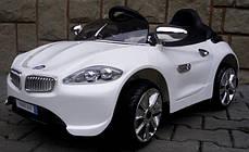 Детский электромобиль BMW B3 белый, EVA колеса, Яркая подсветка, фото 2