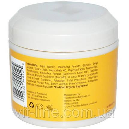 Jason Natural, Age Renewal Vitamin E, Увлажняющий крем, 25 000 МЕ (113 г), фото 2