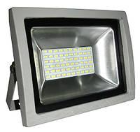 Светодиодный прожектор LEMANSO 70w 6500K серый
