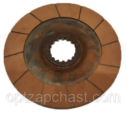 Диск тормозной клееный (205 мм) МТЗ-1221 85-3502040-02