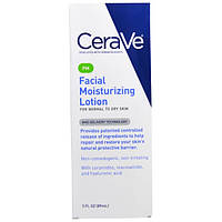 CeraVe, PM Увлажняющий лосьон для лица (89 мл)