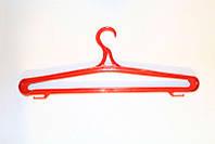 Плечики (вешалки) для одежды пластиковые 52-54 с перекладиной