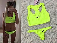 Спортивное белье-купальник Nike