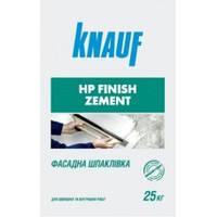 Шпаклевка цементная Кнауф НР Финиш Цемент (25 кг) (KNAUF)