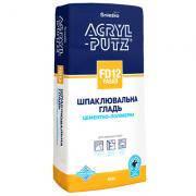 Шпаклевка фасадная цементная сухая Снежка Acryl-Putz 5 кг (Sniezka)