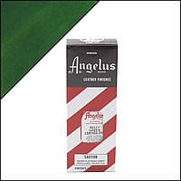 Краска для кожи Angelus Leather Dye Kelly green (ярко зеленый)