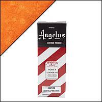 Краска для кожи Angelus Leather Dye Honey (мёд)