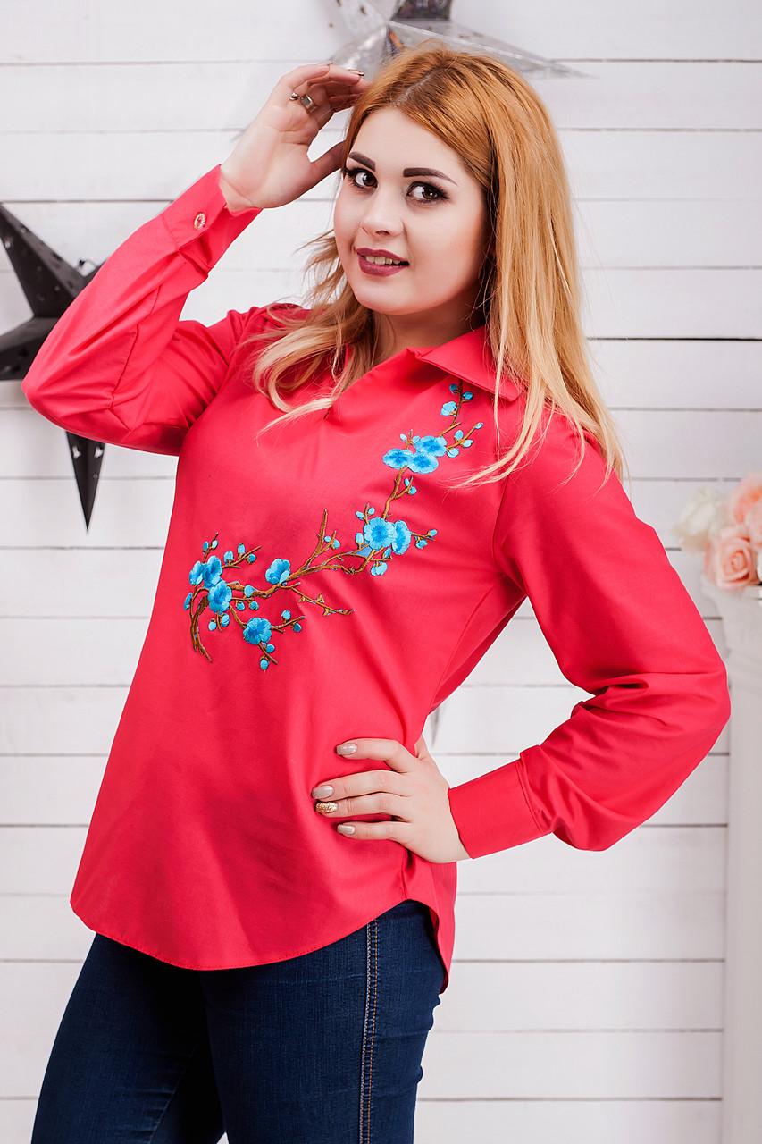 Блуза  Сакура 3452