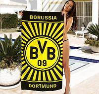Полотенце для мужчин Borussia Dortmund - №2195
