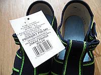 Тапочки-сандалии Zetpol размер 28
