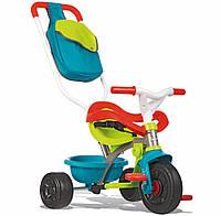 Трехколесный велосипед Smoby Be Move Confort голубо-зеленый (740402)