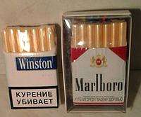 Мыло Сигареты