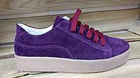 Кроссовки женские кожаные  / Women's sneakers leather