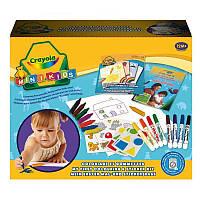 Первый набор для рисования с наклейками, Crayola