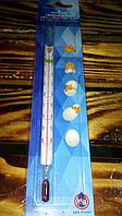 Термометр инкубаторный спиртовой