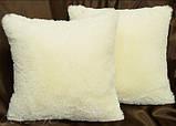 """Наволочки на подушки """"травка"""" 50*50 см длинный ворс, фото 3"""
