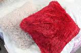 """Наволочки на подушки """"травка"""" 50*50 см длинный ворс, фото 4"""