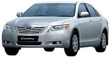 Защита двигателя на Toyota Camry 40 (2007-2011)
