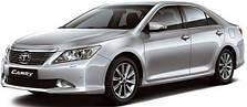 Защита двигателя на Toyota Camry 50 (2011-2017)