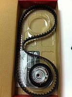 Ремень ГРМ + ролик (к-т)  Dacia LOGAN II 1.2 16W GATES (7701476745) K015577XS