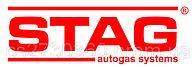 Комплект 4ц. STAG- 4 QNEXT PLUS, ред. STAG R01 250 л.с. (185 кВт), ЭМК газа Valtek, форс. Hana 2001 Single тип В (красные)+распр, ф. 16/11, компл