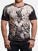 Мужская футболка Peresvit Samurai Fury