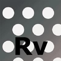 Перфорированный лист Rv производство